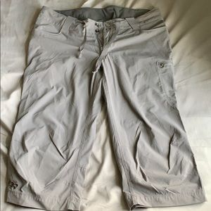 Outdoor research capris